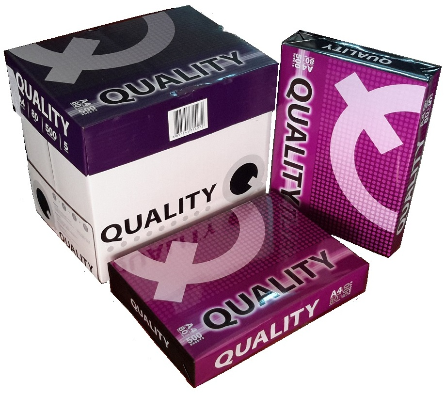 Giấy Quality A4 - định lượng 80gsm